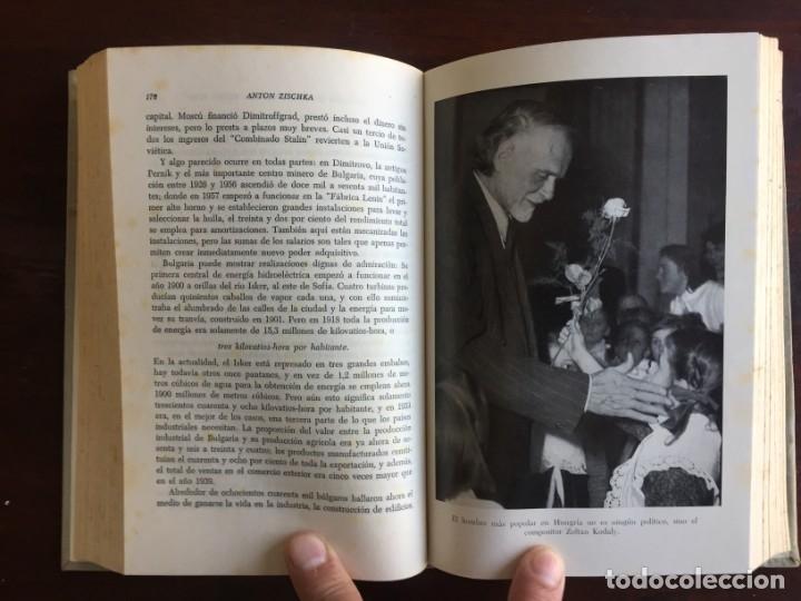 Libros: También esto es Europa. De Antón Zischka.1961 Con 12 capitulos sobre el comunismo en la vieja Europa - Foto 9 - 181509373