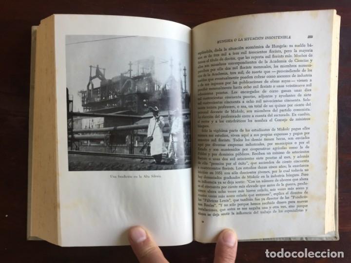 Libros: También esto es Europa. De Antón Zischka.1961 Con 12 capitulos sobre el comunismo en la vieja Europa - Foto 12 - 181509373