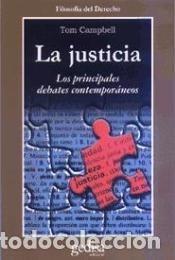 LA JUSTICIA (Libros Nuevos - Humanidades - Política)