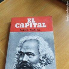 Libros: EL CAPITAL. Lote 194490226