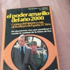 Libros: EL PODER AMARILLO. Lote 194496495