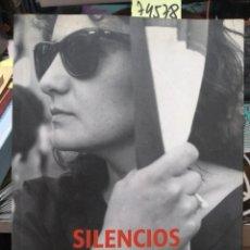 Libros: SILENCIOS Y SUSURROS. CIUDADANIA Y GÉNERO EN LAS CAMPAÑAS PRESIDENCIALES DE ARGENTINA, CHILE Y URUGU. Lote 194646743