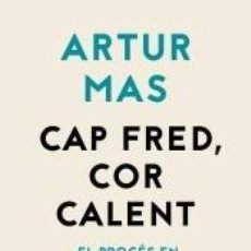 Libros: CAP FRED, COR CALENT. Lote 195365855
