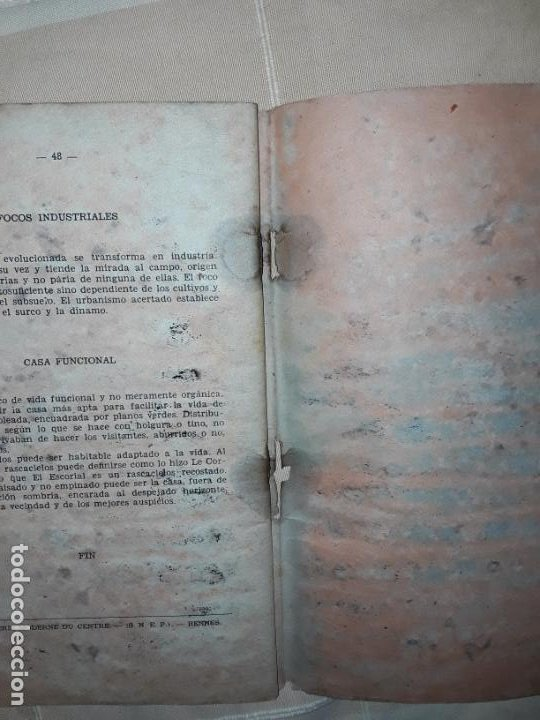 Libros: Felipe Alaiz. Lote de 4 títulos de Ediciones « Tierra y Libertad » publicados en el exilio francés. - Foto 3 - 197754822