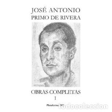 Libros: OBRAS COMPLETAS ESCRITOS Y DISCURSOS EDICIÓN DEL CENTENARIO 2 VOLUMENES PRIMO DE RIVERA JOSÉ ANTONIO. Lote 199205372