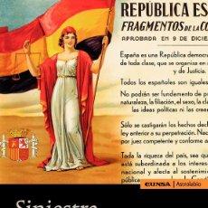 Libros: SINIESTRA. EN TORNO A LA IZQUIERDA POLÍTICA EN ESPAÑA (HÉCTOR GHIRETTI) EUNSA 2004. Lote 202255733