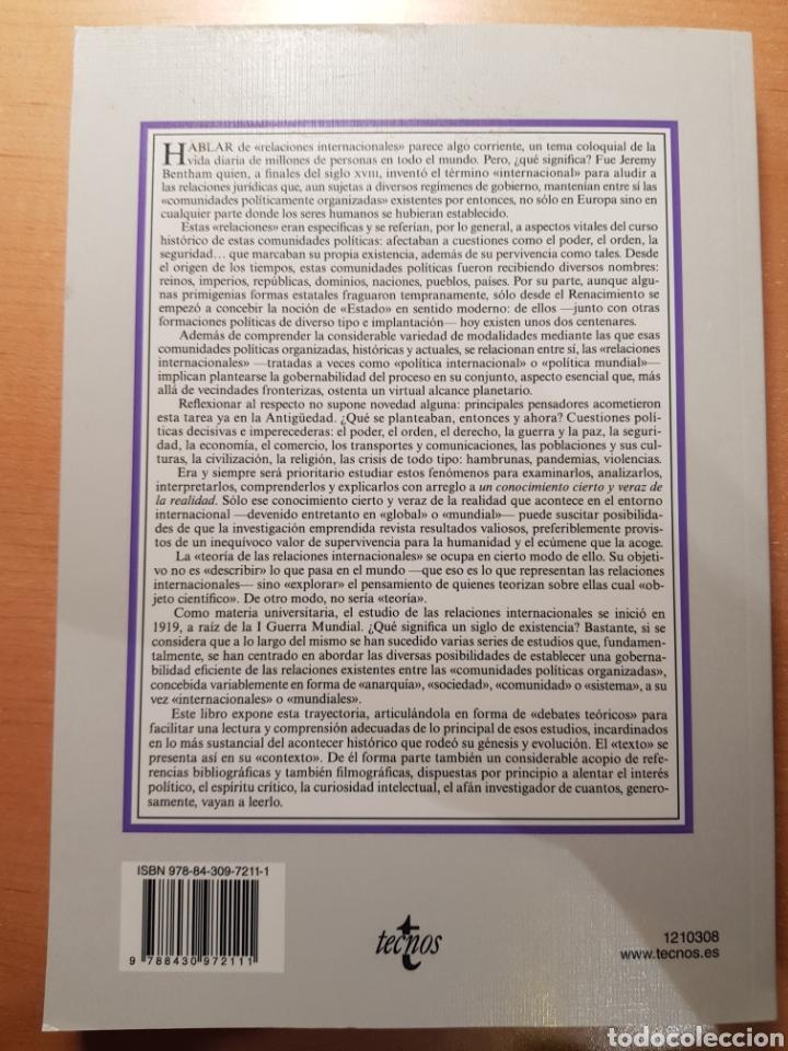 Libros: Teoria Breve de Relaciones Internacionales - García Picazo, Paloma - Foto 2 - 205067898