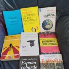 Libros: CATALUÑA Y ESPAÑA. Lote 206286887