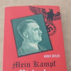 Libros: MI LUCHA (MEIN KAMPF), DE ADOLF HITLER. Lote 208344398