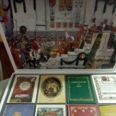 Libros: CAJA COLECCIÓN LIBROS CONSTITUCIÓN ESPAÑOLA 1812-1978. Lote 209060695
