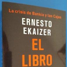 Libros: LIBRO / ERNESTO EKAIZER - EL LIBRO NEGRO 2018. Lote 209135850