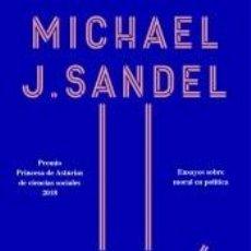 Libros: FILOSOFÍA PÚBLICA: ENSAYOS SOBRE MORAL EN POLÍTICA. Lote 210010265