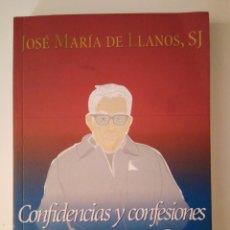 Libros: CONFIDENCIAS Y CONFESIONES. Lote 210518962