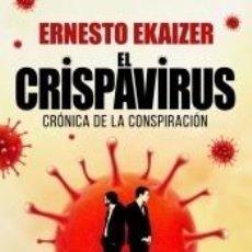 Libros: EL CRISPAVIRUS. Lote 211778461