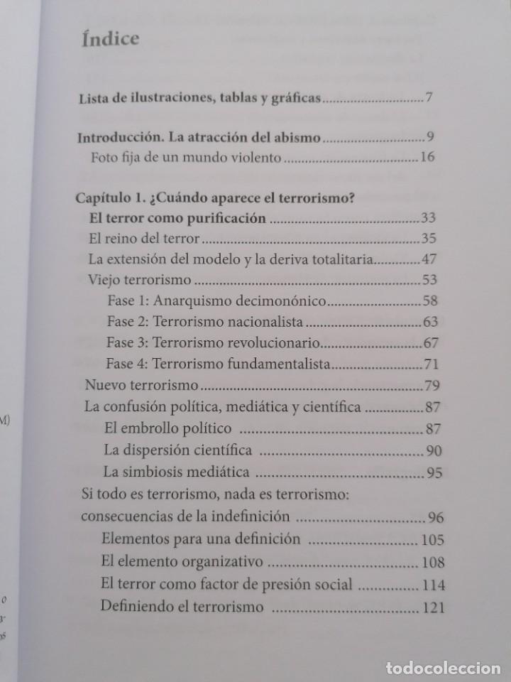 Libros: TERRORISMO. DISECCIÓN DE LA BARBARIE - JUAN-ANTÓN MELLÓN - TIBIDABO EDICIONES - BARCELONA - 2017 - Foto 6 - 213481728