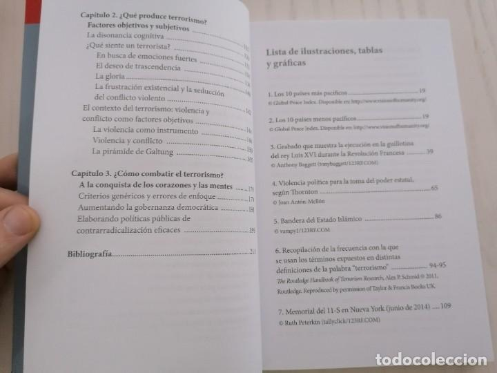 Libros: TERRORISMO. DISECCIÓN DE LA BARBARIE - JUAN-ANTÓN MELLÓN - TIBIDABO EDICIONES - BARCELONA - 2017 - Foto 7 - 213481728