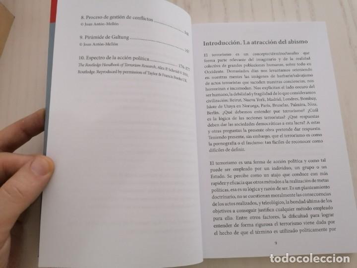 Libros: TERRORISMO. DISECCIÓN DE LA BARBARIE - JUAN-ANTÓN MELLÓN - TIBIDABO EDICIONES - BARCELONA - 2017 - Foto 8 - 213481728
