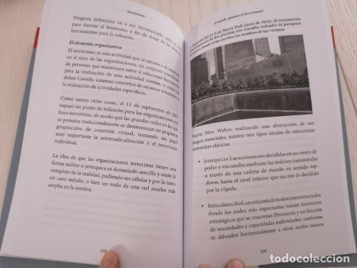 Libros: TERRORISMO. DISECCIÓN DE LA BARBARIE - JUAN-ANTÓN MELLÓN - TIBIDABO EDICIONES - BARCELONA - 2017 - Foto 9 - 213481728