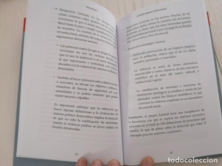 Libros: TERRORISMO. DISECCIÓN DE LA BARBARIE - JUAN-ANTÓN MELLÓN - TIBIDABO EDICIONES - BARCELONA - 2017 - Foto 10 - 213481728