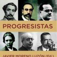 Libros: PROGRESISTAS. Lote 213863153