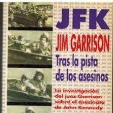 Libros: JFK JIM GARRISON. Lote 213973818