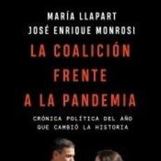 Libros: LA COALICIÓN FRENTE A LA PANDEMIA. Lote 220119081