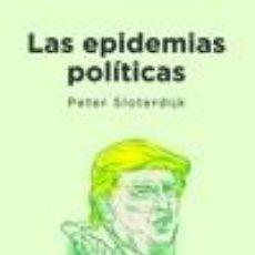 Libros: EPIDEMIAS POLITICAS,LAS. Lote 220840727