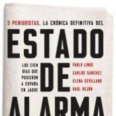 Libros: ESTADO DE ALARMA. Lote 221654360