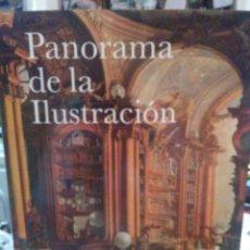 Libros: DORINDA OUTRAM.PANORAMA DE LA ILUSTRACIÓN.1700-1799.BLUME. Lote 227105575