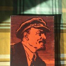 Libri: EL ESTADO Y LA REVOLUCIÓN LENIN ALIANZA EDITORIAL EDICIÓN DE BOLSILLO. Lote 228113230