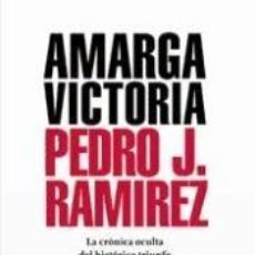 Libros: AMARGA VICTORIA. Lote 236163655