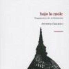 Libros: ANTONIO GRAMSCI - BAJO LA MOLE (EDICIÓN AGOTADA). Lote 237250045
