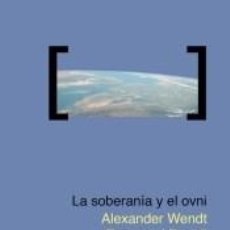 Libros: LA SOBERAN?A Y EL OVNI. Lote 244564750
