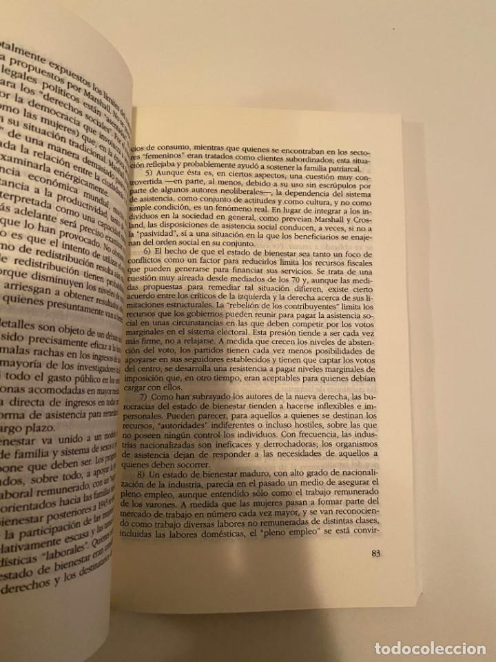 """Libros: """"MÁS ALLÁ DE LA IZQUIERDA Y LA DERECHA"""" - ANTHONY GIDDENS - Foto 3 - 244989570"""