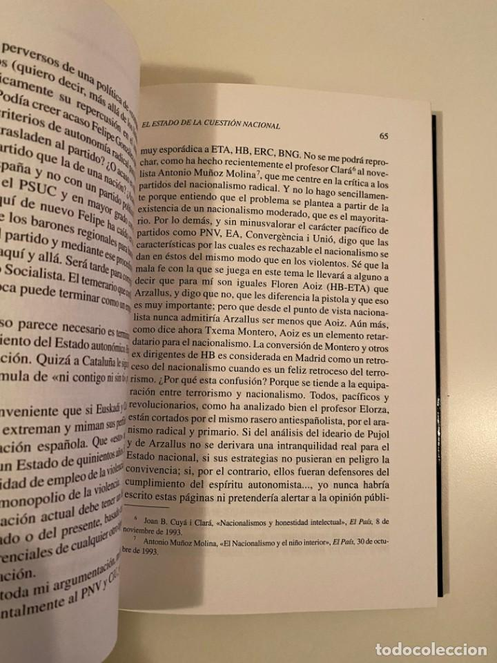 """Libros: """"SI ESPAÑA CAE"""" - CESAR ALONSO DE LOS RÍOS - Foto 4 - 245158055"""