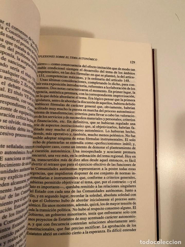 """Libros: """"LA DÉCADA SOCIALISTA"""" - JAVIER TUSELL Y JUSTINO SINOVA - Foto 4 - 245158650"""
