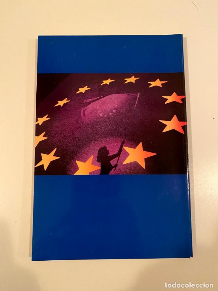 """Libros: """"1986-1996 DIEZ AÑOS EN LA UNIÓN EUROPEA"""" - RAMÓN TAMAMES - Foto 2 - 245159530"""