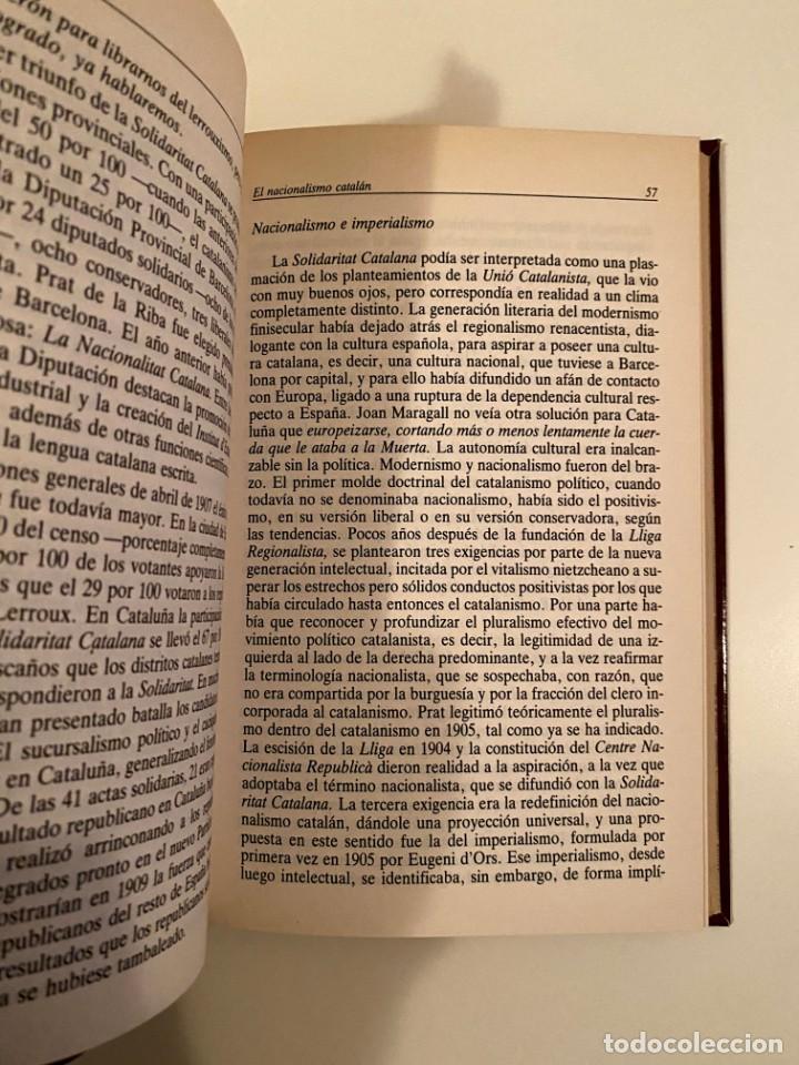 """Libros: """"EL NACIONALISMO CATALAN"""" - ALBERT BALCELLS - Foto 4 - 245185970"""