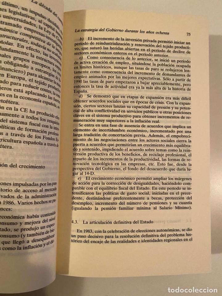 """Libros: """"LA DECADA DEL CAMBIO"""" - ALFONSO GUERRA Y JOSE FELIX TEZANOS - Foto 4 - 245191640"""