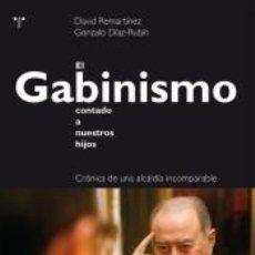 Libros: EL GABINISMO CONTADO A NUESTROS HIJOS. Lote 253421415