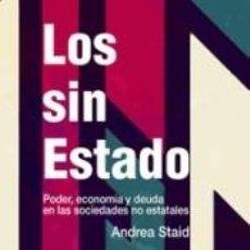 Libros: LOS SIN ESTADO. Lote 253659325