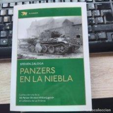 Libros: PANZERS EN LA NIEBLA LUCHA Y DERROTA DE LA SS PANZER-DIVISION HITLERJUGEND EN LA BATALLA DE LAS ARDE. Lote 261919045