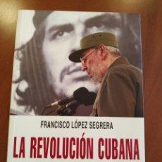 Libros: LA REVOLUCIÓN CUBANA. Lote 262977200