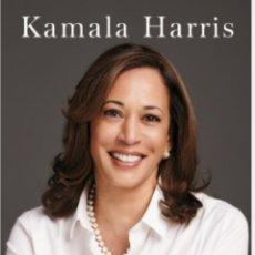 Libros: NUESTRA VERDAD. KAMALA HARRIS. VICEPRESIDENTA DE USA.. Lote 272151948