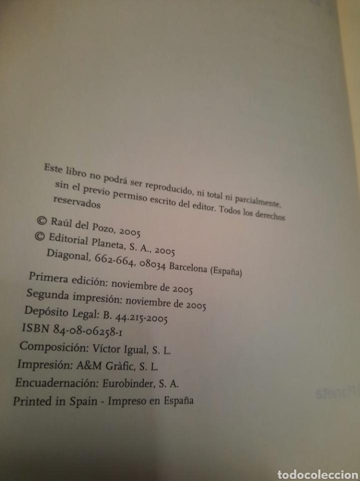 Libros: LOS CAUTIVOS DE LA MONCLOA, RAÚL DEL POZO - Foto 2 - 276211178