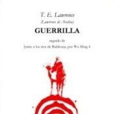 Libros: GUERRILLA. Lote 286659988