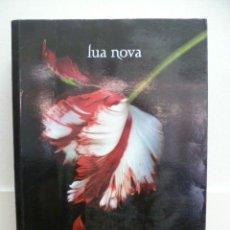 Libros: LUA NOVA, POR STEPHENIE MEYER, - AUTORA DE CREPUSCULO, 2006, 401 PAG. (EN PORTUGUES). Lote 38582527