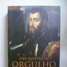Libros: UMA CUESTAO DE ORGULHO - LINDA CARLINO (EN PORTUGUES). Lote 47630826