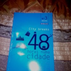 Libros: GUIA ESCAPAS - 48 HORAS EN UNA CIUDAD EN PORTUGAL. Lote 53476792