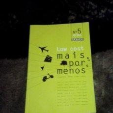 Libros: GUÍA DE BAJO COSTO - MÁS POR MENOS EN PORTUGAL. Lote 53604136